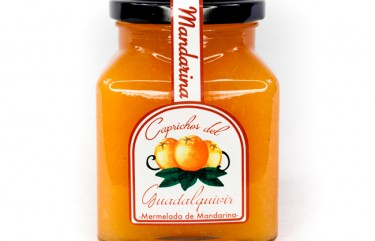 Confiture d'orange mandarine