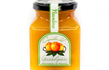Confiture d´orange Navelina