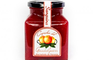 Confiture d'orange Sanguina