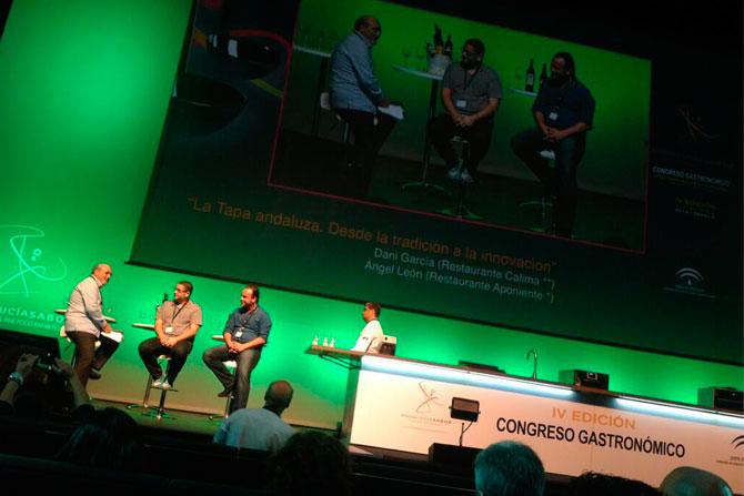 Caprichos del Guadalquivir estara presente en el V Congreso Gastronómico Andalucía Sabor